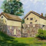 Parker Mill - Pastel