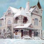 321 Ingalls Street - Pastel