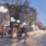 The Crosswalk - Acrylic