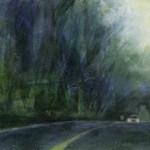 Road to Chelsea - Acrylic