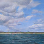 Rhode Island Coast - Oil Painting